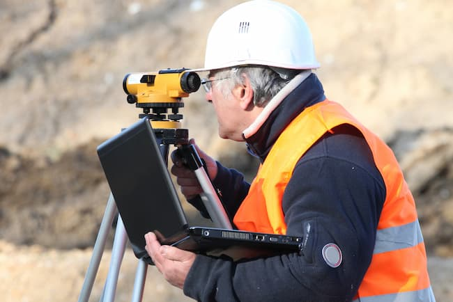 what is a boundary survey